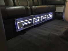 Ford F150 Accessories, Cool Truck Accessories, 85 Chevy Truck, Classic Chevy Trucks, Custom Trucks, Custom Cars, Custom Speaker Boxes, Vehicle Audio, Custom Subwoofer Box