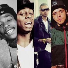 best rappers & male singer