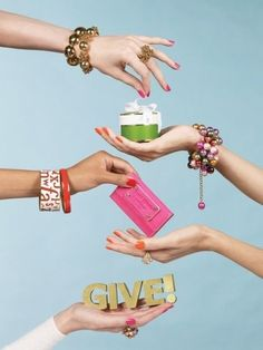 Kate Spade Holiday 2008 campaign. by maria.interest