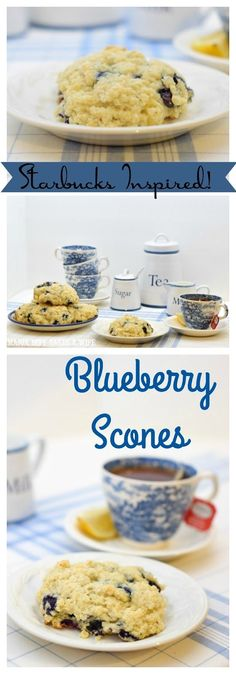 A melt in your mouth recipe for blueberry scones. Inspired by Starbucks in house version, this blueberry scone with hints of lemon and a crunchy sugary top will delight everyone. Serve during High Tea, or just as a mid afternoon snack. Perfect along side tea or coffee, or as a stand alone blueberry dessert. You won't believe how easy these are to make! Never made scones before? Never fear, this includes a step by step tutorial on how to make scones. #HighTea  #blueberries #Starbucks #scones…