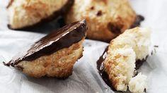 Kokosmakronen: Das Rezept zum Nachbacken