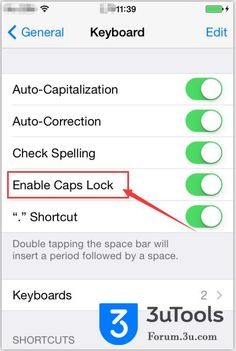 #3uTools #iOS#Apple#iPhone How to Close the Character Preview of Your iPhone's Keyboard?http://forum.3u.com/topic/How-to-Close-the-Character-Preview-of-Your-iPhone---s-Keyboard--12-113