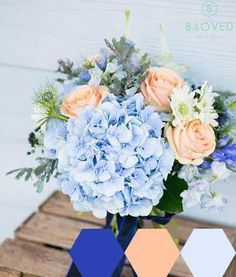 Soirees Southern Events Planning | {Pantone Color of the Week ~ Classic Blue}
