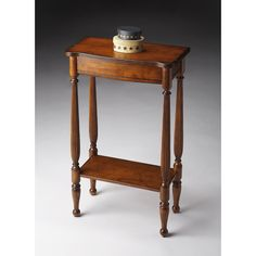 Butler Whitney Antique Cherry Console Table (Medium Brown)
