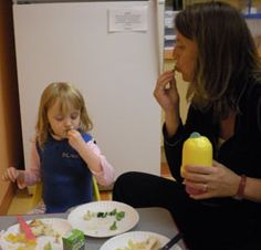 The Sequential Oral Sensory (SOS) approach is a developmental feeding therapy that allows the child to interact with the food in a playful, non-stressful way. It helps increase the child's comfort level by exploring different properties of foods, including the color, shape, texture, smell, taste and consistency.