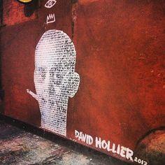 Generation of Swine – Hunter S. Thompson. Brooklyn, NY. | 28 Brilliant Works Of Literary Graffiti