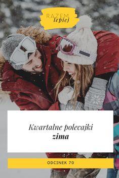 Kwartalne polecajki - zima 2021 - razemlepiejpodcast.pl Baseball Cards, Sports, Hs Sports, Sport