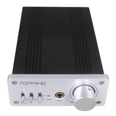 Super Power Topping TP-D2 Portable Head AMP & USB DAC & Sound Card with Adapter by Topping. $148.90. Specifications: THD+N 0.0022%kHz (sample rate: 96kHz) Output impedance 200ohm 44.1kHz-96kHz 16bit-24bit  Headphone-AMP Output Power 2 x 123mW @ 32ohm THD+N 0.0028%mW, 32ohm 0.0027%@Maatje Weijs, 300ohm  HIFI Electronic Components: ALPS Potentiometer KOA Resistance nichicon FW Capacitance nichicon MUSE ES Capacitance ERO Capacitance EPCOS Capacitance Panasonic Relay TOSHIBA Transistor...
