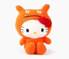 Finally...Hello Kitty meets the Ugly Dolls