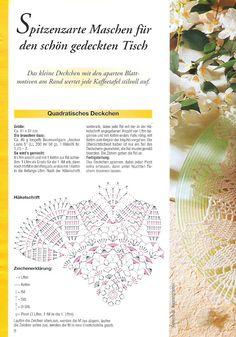 Lea Sonderheft - LA 459 Hakeldeckchen - Rosana Mello - Picasa Web Albums
