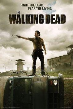 The Walking Dead Prison Poster