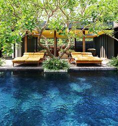 W Retreat & Spa Bali - Seminyak—Marvelous Two Bedroom Villa Retreat by W Worldwide, via Flickr