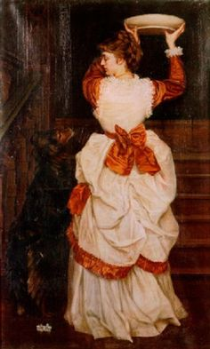 View past auction results for Valentine Cameron Prinsep - A beauty and a beast