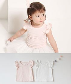 Coco Frill Top -HAPPY PRINCE #kid #kids #kidsfashion #instafashion #kidsclothing #kidswear #kidsstyle #kidslook #girllook #momlook #boylook #cute #beautiful #cutekid #baby #girl #girls #fashion #HAPPYPRINCE #Kfashion #Kfashion4kids #kkami