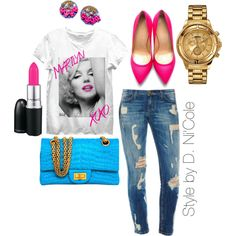 Untitled #1523, created by stylebydnicole on Polyvore