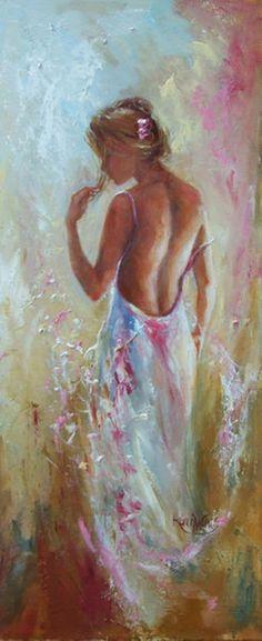 Karen Wallis (  ... - ... ) – Pintora Inglesa_3