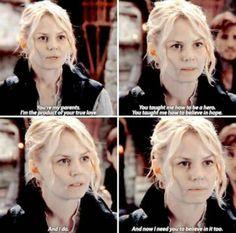 You Say It Emma. Season Four Finale.