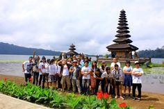 Pura Ulun Danu Bratan di Tabanan, Bali