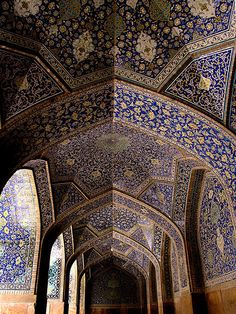 Design, manufacture and installation of traditional Islamic tile Wall mosques and Islamic monuments of history and culture in accordance with Islamic architecture Persian Architecture, Art And Architecture, Futuristic Architecture, Amazing Architecture, Monuments, Art Du Monde, Blue Mosque, Beautiful Mosques, Chapelle