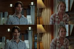 Amy: Georgie fired me as her coach. Ty: She fired you? Amy: Well, I haven't had the time to spend with her. And she's absolutely right to find someone else, but it still kinda hurts. Ty And Amy, Find Someone, Heartland, It Hurts