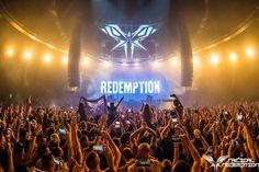 RADICAL REDEMPTION / PARTY REPORT
