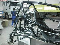 se vende kart cross jb-racing - Venta de Kartcross y Formulas TT para Autocross