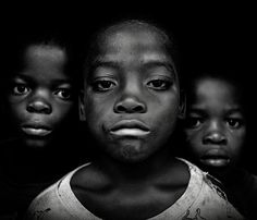 Africa portrait by José Ferreira
