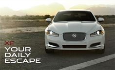 Jaguar XF my love/ambition.