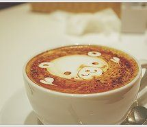 Inspiring picture bear, coffe, coffee, cute. Resolution: 500x336 px. Find the picture to your taste!