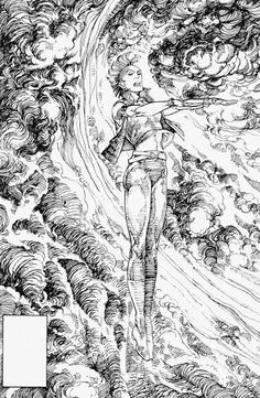 Storm by Barry Windsor Smith