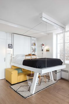 1000 Ideas About Lit Escamotable Plafond On Pinterest Murphy Beds Ceilings And Beds