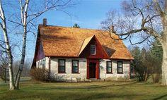 Robert Frost's house, Shaftsbury, VT