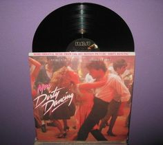 Vinyl Record Album More Dirty Dancing Original Soundtrack LP 1987 Patrick Swayze Classic