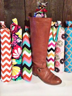 Boot Shapers and Boot Savers - the perfect gift idea for her!