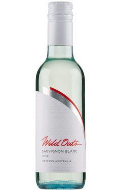 Robert Oatley Wild Oats Sauvignon Blanc 2019 Western Australia 187ml - 24 Bottles White Meat, White Wine, Planting Vines, Wild Oats, Juicy Fruit, Sauvignon Blanc, Antipasto, Present Day, Western Australia