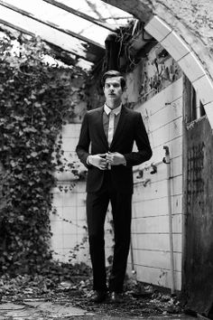Germany Berlin SOTO Releases Ballhaus Men Fashion in 2014 Spring and Summer - Men Fashion Hub Fashion Leaders, Fashion Hub, Fashion Wear, Latest Fashion, Mens Fashion, Berlin Germany, Spring Summer, Clothes, Formal