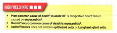 Most common cause of Death in Rheumatic Fever . Causes Of Heart Failure, Rheumatic Fever, Most Common, Chf, Bodies, Death