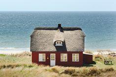 Amalie loves Denmark - Die schönsten Ferienhäuser an der dänischen Nordsee mit Meerblick