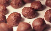Raw Choc Peanut Butter Balls Recipe