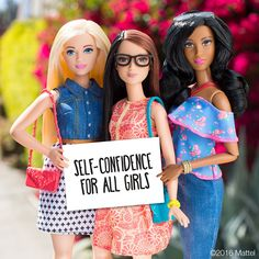 What Glob a l Goals do you want for girls and women around the world? What I Really Really Want.  Barbie, July 2016