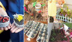 Voľná príroda je najlepším miestom na trávenie teplých letných dní s rodinou, najmä deťmi, pretože môžu objavovať nové veci, pestovať bylinky a starať sa o záhradku. Môžete ich formou hry naučiť dobrým návykom, vďaka ktorým si budú viac vážiť...
