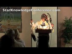 Sioux Chief Speaks of Star People, 2012 and Mayan Calendar Pt.5