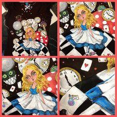 Alice in Wonderland  Mery-Jane / ... v krajine zázrakov