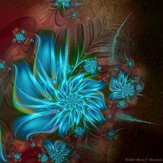 Stig's Blossoms by FireLilyFractals on DeviantArt