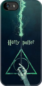 Harry Potter Deathly Hallows Voldemort Speelt oil painting iphone 5, iphone 4 4s, iPhone 3Gs, iPod Touch 4g case