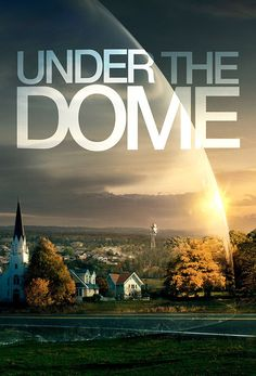 I finished reading Under The Dome and I must say I was really disappointed in the end. I think that the end was probably the worst part of the book
