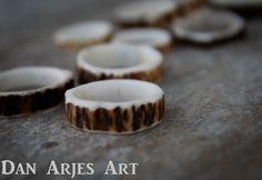 www.etsy.com/shop/TheAntlerArtisan  elk antler rings