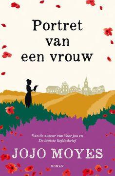 Portret van een vrouw Betsellerauteur Jojo Moyes, bekend van 'Voor jou', 'De laatste liefdesbrief' en 'Vier plus één', heeft met 'Portret van een vrouw' opnieuw een meeslepende roman geschreven.