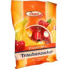 INTACT Traubenzucker Frucht Mix Tabletten:   Packungsinhalt: 75 g Tabletten PZN: 03403431 Hersteller: sanotact GmbH Preis: 0,99 EUR inkl.…