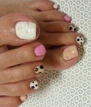 Cute Summer Toes � Pedicure Nail Art Designs